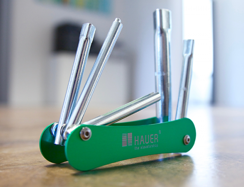 The Hauer tool.