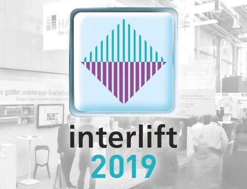 Interlift 2019 – Be sure to come by!