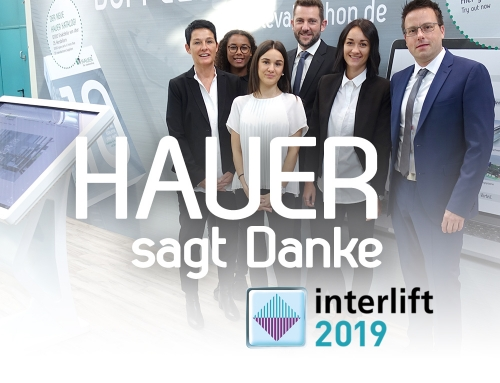 Interlift 2019 in Augsburg: Double Début Success at the Trade Fair